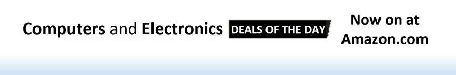 Tech Bargains - find computer tech bargains at Amazon.com