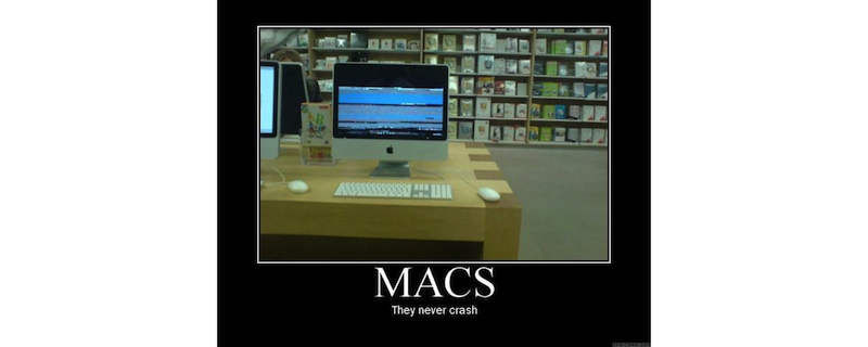 Mac Crash