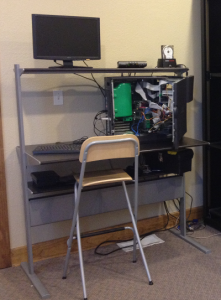 Computer Technician's Workbench