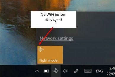 airplane mode won't turn off
