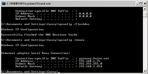 Batch File 4 Screenshot
