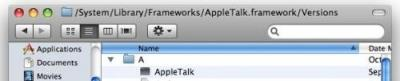 Full Directory Path In Finder