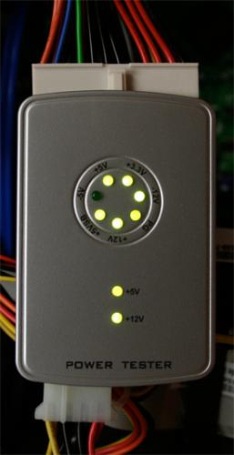 Nspire Power Tester Plust (Test 2)