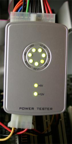 Nspire Power Tester Plus (Test 3)
