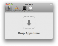 Mac Repair Tool - AppCleaner Screenshot