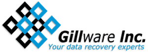 Recover data from hard drive -Gillware data recovery service Logo