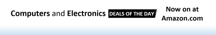 Tech Bargains - find computer tech bargains at Amazon.com