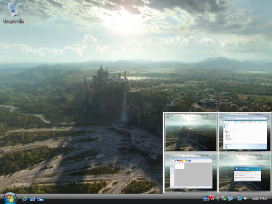 Desktops Screenshot
