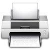 Back Up Printer Drivers -Printer Icon