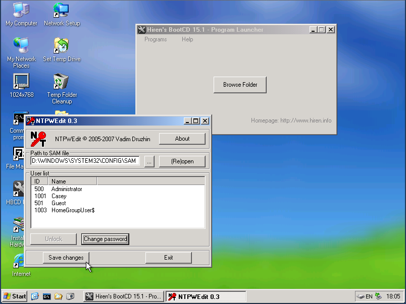 How to Reset a Lost or Forgotten Windows Password