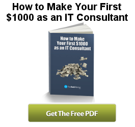 How to make money as an IT Consultant