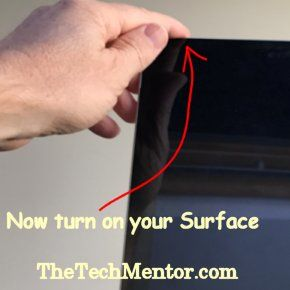 5 Fixes when your Surface won't turn on - TheTechMentor com
