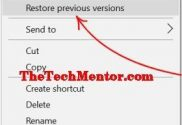 restore recover permanently deleted files