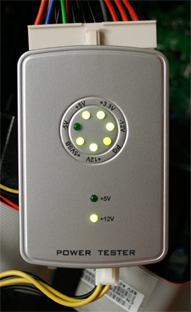 Nspire Power Tester Plus (Test 1)