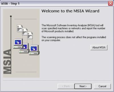 microsoft office inventory tool