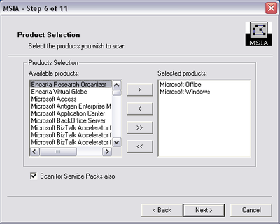 microsoft office inventory tool