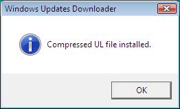 manual download of windows 7 updates